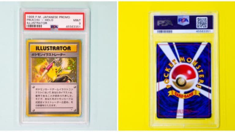 How to grade Pokemon cards